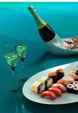Une coupe de champagne luxe crit par corinne - Une coupe de champagne ...