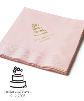 des serviettes personnalis es pour votre mariage amour crit par elena572002. Black Bedroom Furniture Sets. Home Design Ideas