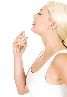 Parfum pour blonde